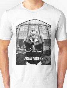 Tupac Raw Vibes  T-Shirt