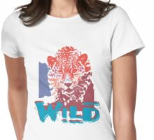 Wild nature 1 Womens Fitted T-Shirt
