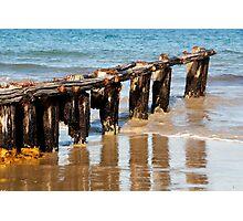 Sea Power Photographic Print
