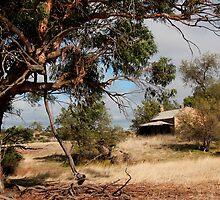 Australian Heritage Cottage by John Wallace