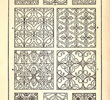 A Handbook Of Ornament With Three Hundred Plates Franz Sales Meyer 1896 0298 Repeating Ornament Scale Diaper by wetdryvac
