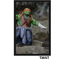 Michelangelo -- TMNT  Photographic Print