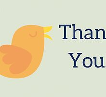 Thank You by IdeasForArtists