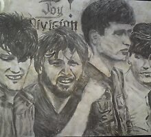 Joy Division by Ollie22