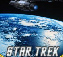 Star trek Federation of Planets Enterprise Refit Sticker