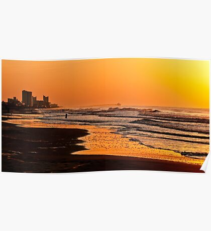 SUNRISE AT NORTH MYRTLE BEACH, SC. Poster