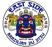 ESBJJ East Side Brazilian Jiu Jitsu Photographic Print