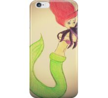 Ursula Is Her Voice iPhone Case/Skin