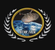 Star trek Federation of Planets Enterprise NX01 by ratherkool
