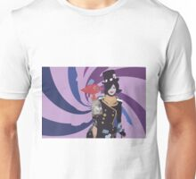 Moxxi Cutout Design Unisex T-Shirt