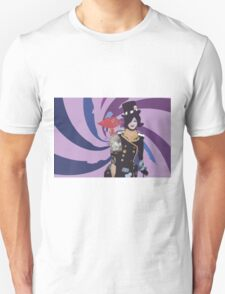Moxxi Cutout Design T-Shirt