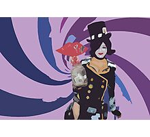 Moxxi Cutout Design Photographic Print