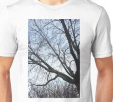The stillness of a tree Unisex T-Shirt