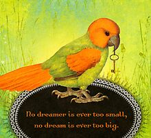 No Dreamer is Ever... by AngiandSilas