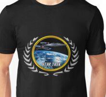 Star trek Federation of Planets Enterprise Galaxy Class Dreadnought Unisex T-Shirt