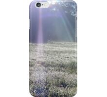 Winter Mornings iPhone Case/Skin