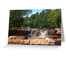 Wain Wath Force #1 Greeting Card