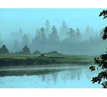 Turquoise Tranquillity Photographic Print