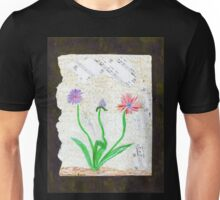 In the Garden (like Yeats) #3 Unisex T-Shirt