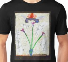 In the Garden (like Yeats) #4 Unisex T-Shirt