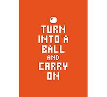 Keep Calm and Carry on Gaming1 Photographic Print