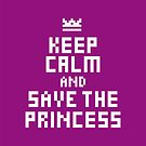 Keep Calm and Carry on Gaming5 by SevenHundred