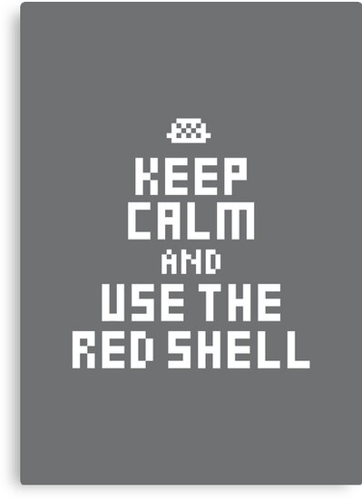 Keep Calm and Carry on Gaming6 by SevenHundred