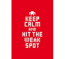 Keep Calm and Carry on Gaming8 Photographic Print