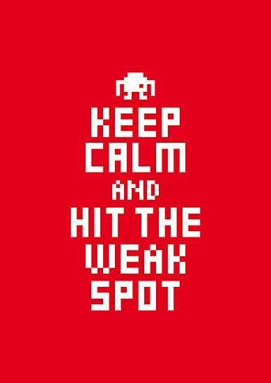 Keep Calm and Carry on Gaming8 by SevenHundred