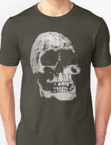 Grunge Cool Skull T-Shirt
