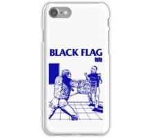 Black Flag - Nervous Breakdown iPhone Case/Skin