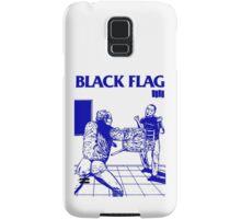 Black Flag - Nervous Breakdown Samsung Galaxy Case/Skin