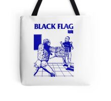 Black Flag - Nervous Breakdown Tote Bag