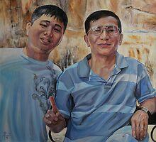 Portrait #25 by HDPotwin