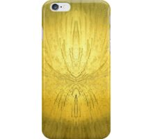 Lemon Ice Abstract iPhone Case/Skin