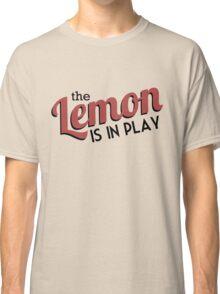 [CP] - The Travelling Lemon Classic T-Shirt