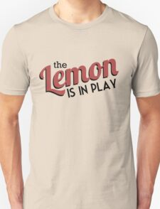 [CP] - The Travelling Lemon T-Shirt