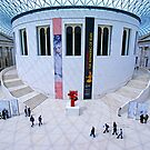 London Art Life - The British Museum main hall by DavidGutierrez