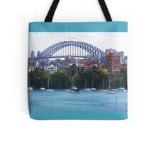 Sydney Harbour Bridge Australia  Tote Bag