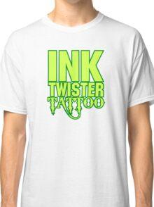 Ink Twister Tattoo logo Classic T-Shirt