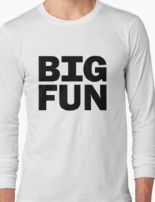 Big Fun - Heathers Long Sleeve T-Shirt
