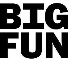 Big Fun - Heathers Photographic Print
