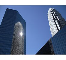 Charlotte's Towers Photographic Print