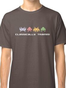 Classically Trained - 80s Video Games Classic T-Shirt