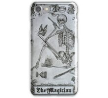 Magician Tarot iPhone Case/Skin