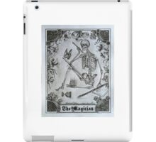 Magician Tarot iPad Case/Skin