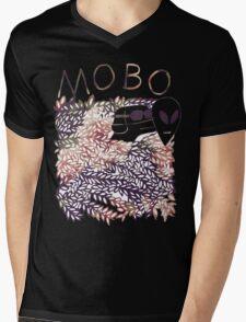 Modern Baseball Dog Mens V-Neck T-Shirt