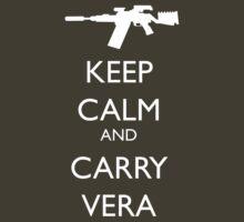 Keep Calm and Carry Vera T-Shirt