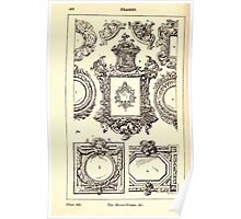 A Handbook Of Ornament With Three Hundred Plates Franz Sales Meyer 1896 0482 Frames Mirror Poster