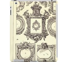 A Handbook Of Ornament With Three Hundred Plates Franz Sales Meyer 1896 0482 Frames Mirror iPad Case/Skin